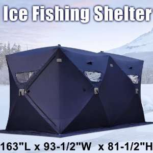 Shelter Tent 6 7 8 Man Person Fish Shanty House Sports & Outdoors