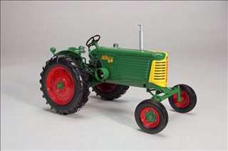 Oliver 66 Row Crop Gas Wide Front Farm Toy Tractor NEW