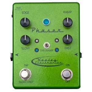 Keeley Electronics Phaser Pedal Musical Instruments