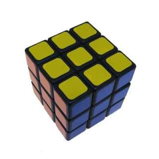 Black Mf8 Legend 3x3x3 Ball Core Speedcubing Rubik Cube