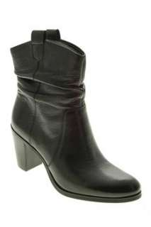 Circa by Joan & David NEW Kirstin Womens Ankle Boots Black Designer