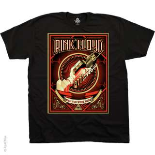 New PINK FLOYD Wish You Were Here T Shirt