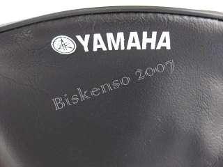 YAMAHA CHAPPY LB50 LB80 BLACK SEAT COVER EUROPE MODEL