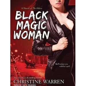 Black Magic Woman (The Others) [Audio CD] Christine Warren Books
