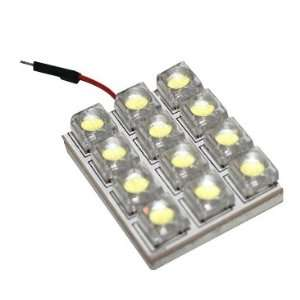 Eurolite Super High Powered Dome Light Panel 12 LEDs