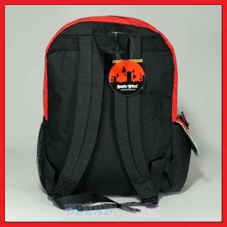 Angry Birds Lenticular 16 Backpack Bag Boys Girls   School Book Bag