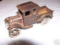 Williams Model T Truck   cast Iron   5  Chrome steel Wheels