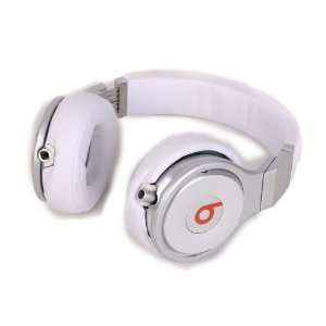 Monster Beats Dr Dre Pro High Definition Headphones White