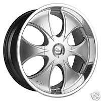 GM Chevy Tahoe Truck Wheels Rims 6 Lug 6x5.5 Cadillac Escalade