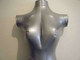 GREAT QUALITY FULL WHOLE BODY INFLATABLE LADIES MANNEQUIN SHOP DISPLAY