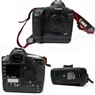 Canon EOS  1D Mark II Digital Camera  LOOK!