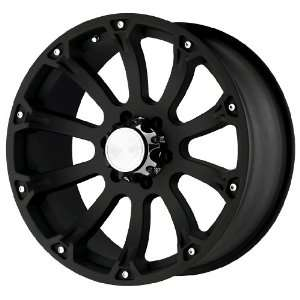 Black Rhino Wheels Sidewinder Series Matte Black Wheel (17x9/5x139