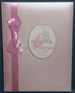 Our Little Princess Memory Book NIB Girl Photo Keepsake Pink Album