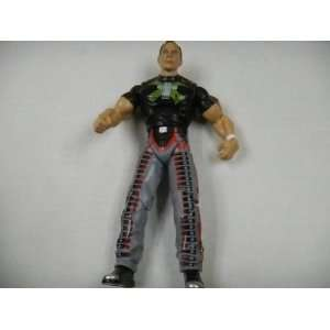 WWF Wrestling Shawn Michaels Action Figure with Gray Pants