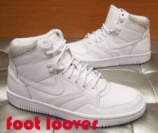 Scarpe Nike Sky Force 88 Mid Ltr 472697 100 basket uomo donna white