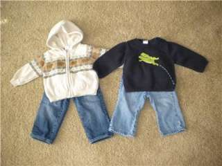 HUGE lot baby boy clothes 12 18 months. Gymboree, Gap, Old Navy