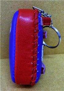 Twins Muay Thai Punch Pad Model Premium Key Ring chain