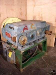 20 hp REEVES Variable Speed Drive 1,170   195 rpm out
