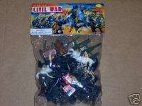 CIVIL WAR ACTION FIGURES TOY SOLDIERS CONFEDERATE UNION