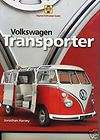 VOLKSWAGEN TRANSPORTER VW CAMPER BUY OWN NEW BOOK H4406