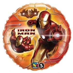 Iron Man Mylar Balloon Toys & Games