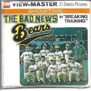 The Bad News Bears in Breaking Training 3d View Master 3