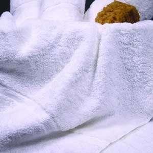 35x68 White Wholesale Bath Sheets Premier Dobby Border 19