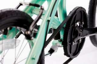 Demo Bike   Abio Chainless Folding Bicycle (Belt Drive) MSRP $800