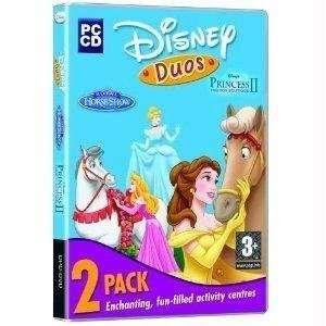 Princess Duo (Royal Horse Show & Princess II Fashion Bou Toys & Games