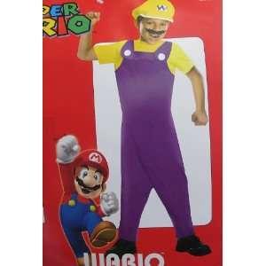 Super Mario Wario Child Costume   Medium