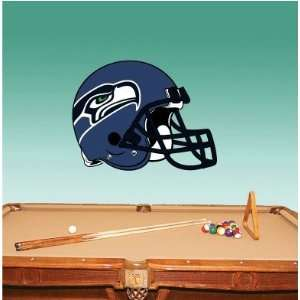 Seattle Seahawks Football Wall Decal 25 x 18 Everything