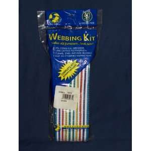 Wellington Chair Webbing Kit Complete   40 Feet Patio, Lawn & Garden