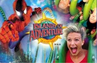 Universals Islands Orlando Florida Multi Day Ticket **Cheap**