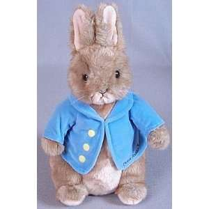 Peter Rabbit Plush Toy   14 Inches Toys & Games