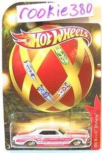 Hot Wheels Holiday Hot Rods Wal Mart Exclusive 64 BUICK RIVIERA