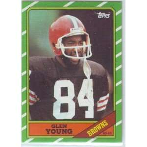 1986 Topps Football Cleveland Browns Team Set  Sports