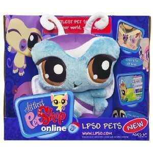 Littlest Pet Shop LPSO Virtual Pets   BUTTERFLY: Toys