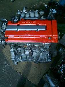 Honda Civic CRX VTi Forged Engine B18 C4 Turbo EG EK