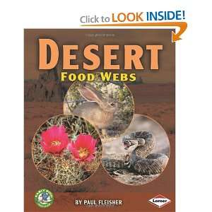 Food Webs (Early Bird Food Webs) (9780822567288): Paul Fleisher: Books
