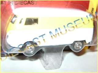 1965 65 VW VOLKSWAGEN TRANSPORTER BUS JOHNNY LIGHTNING JL DIECAST R18