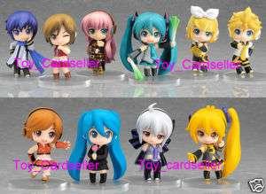 Good Smile GSC Nendoroid Petit 01 Vocaloid Figure Set x 11