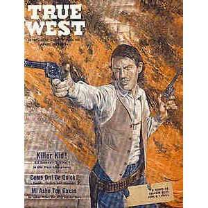 True West, March April 1957, Vol. 4, No. 4: Fred Gipson: Books