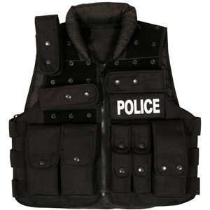 UAG Stealth Black Tactical Police Law Enforcement SWAT Raid