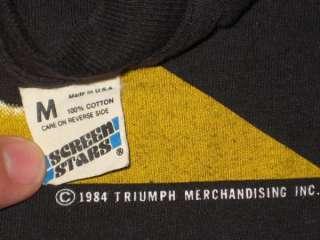 Vintage MICHAEL JACKSON 1984 VICTORY TOUR T SHIRT OG