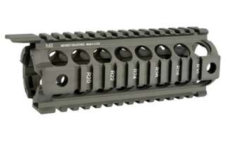 monolithic type continuous top rail. Very high quality in every way
