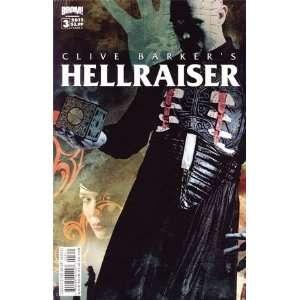 Clive Barkers Hellraiser Vol 2 #3 Cover A Leonardo Manco