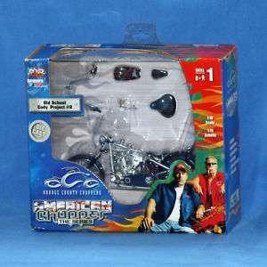 Orange County Choppers   Joyride American Chopper 118 Cody Project #2