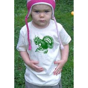 Squirrel American Apparel Organic Toddler T Shirt