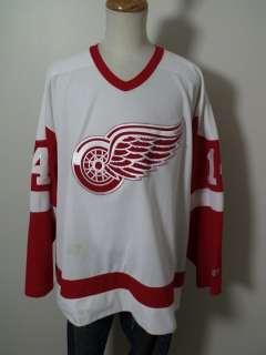 DETROIT RED WINGS NHL BRENDAN SHANAHAN CCM HOCKEY JERSEY XXL