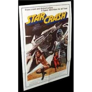 Star Crash ORIGINAL MOVIE POSTER